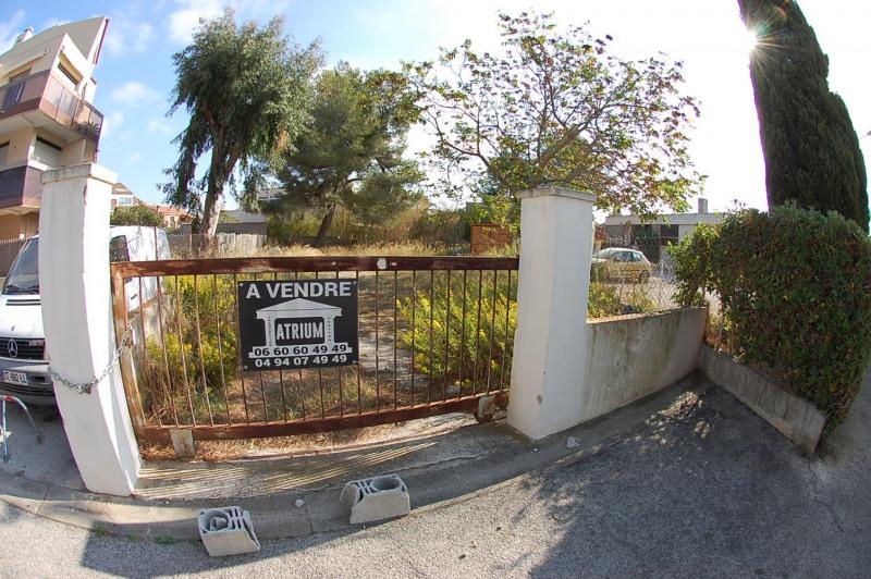 Sale site Six fours les plages 200000€ - Picture 1