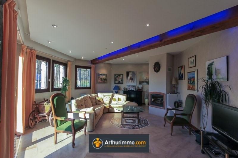 Sale house / villa Morestel 425000€ - Picture 10