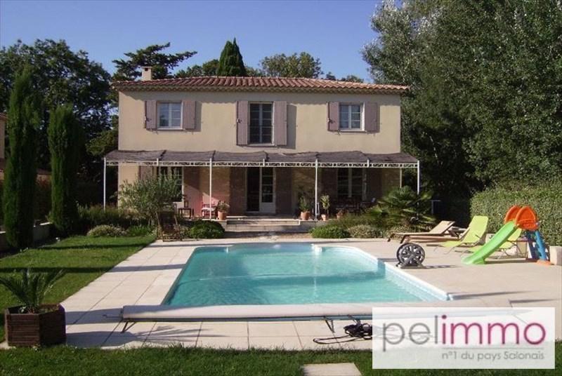 Vente maison / villa Eyguieres 475000€ - Photo 1