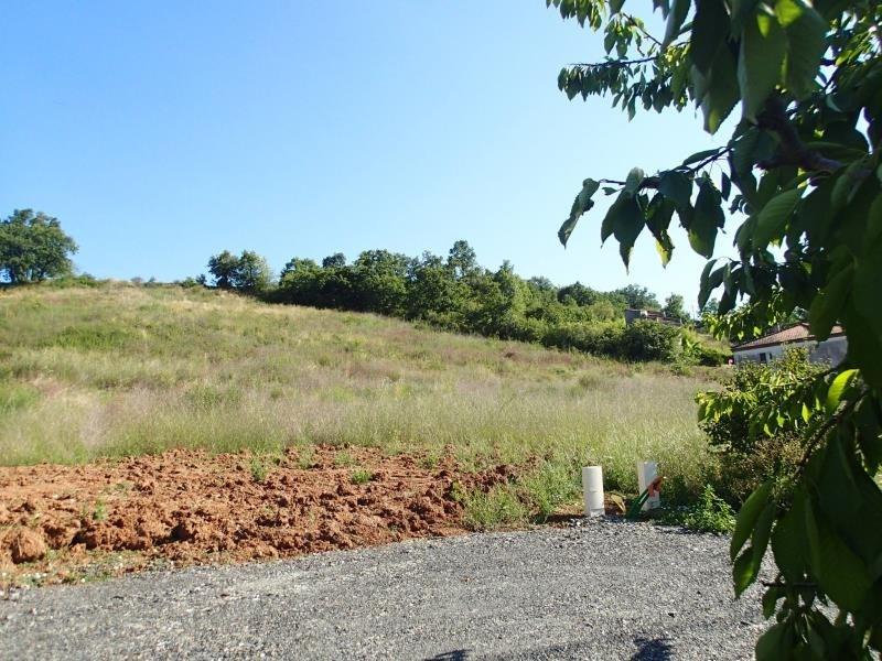Vente terrain Puygouzon 169500€ - Photo 1