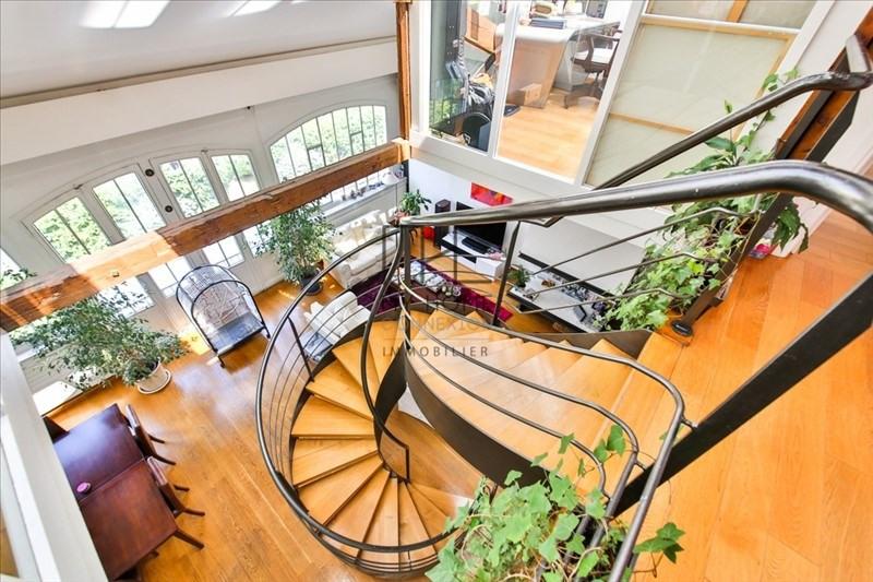 Vente de prestige loft/atelier/surface Paris 17ème 1750000€ - Photo 7