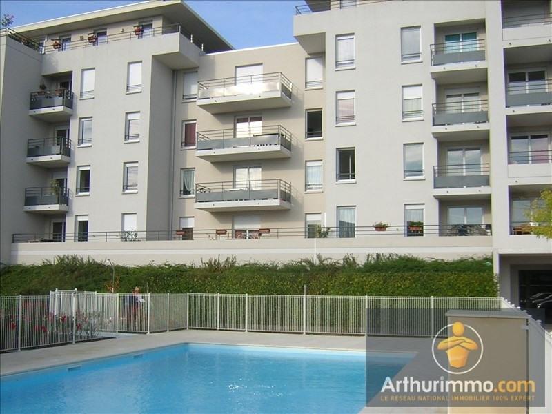 Produit d'investissement appartement L'isle d'abeau 75000€ - Photo 1