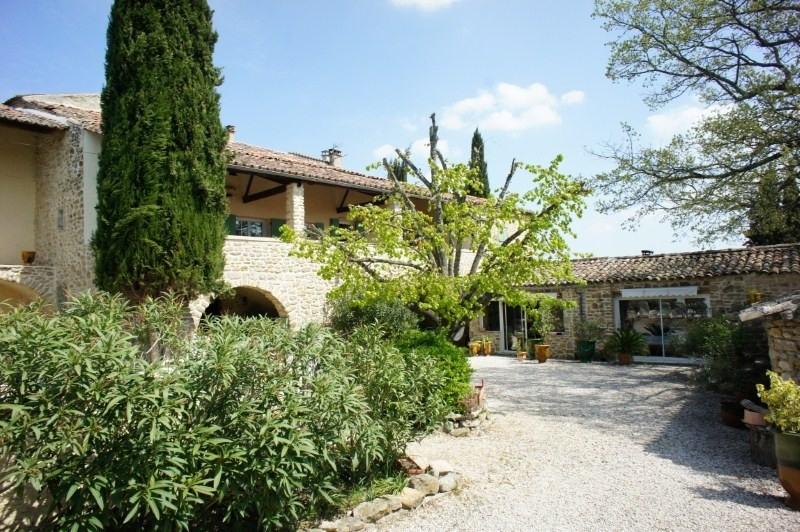 Vente de prestige maison / villa Barjac 995000€ - Photo 8