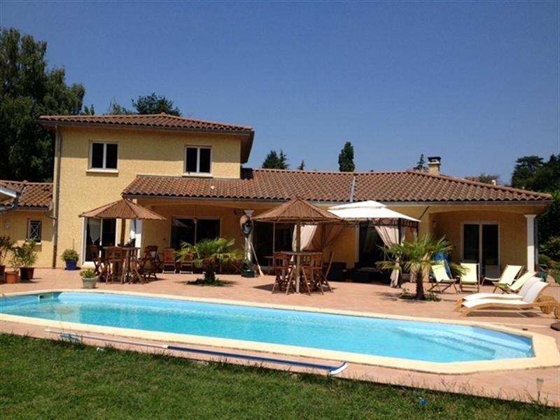 Vente de prestige maison / villa Limonest 695000€ - Photo 1