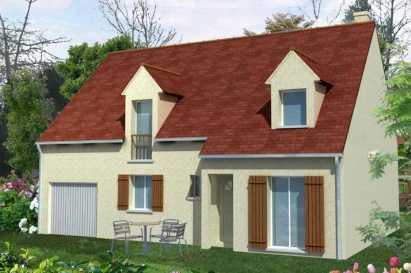 Maison  4 pièces + Terrain 528 m² Villemeux-sur-Eure par MAISONS ELISA