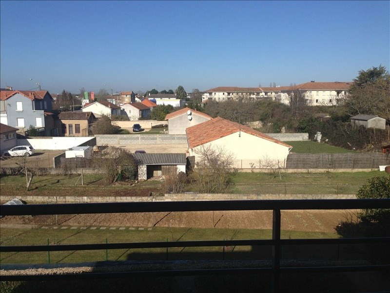 Sale apartment Poitiers 125 280€ - Picture 2