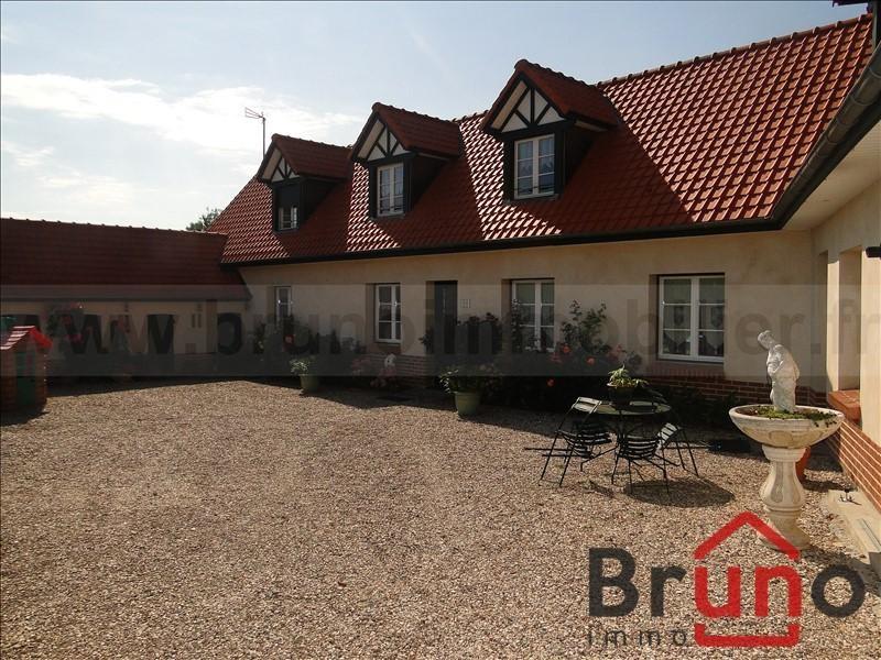 Revenda residencial de prestígio casa Ponthoile 626500€ - Fotografia 1