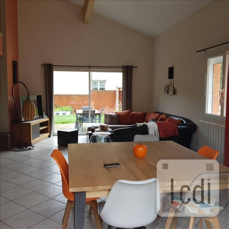 Vente maison / villa St julien en st alban 270000€ - Photo 4