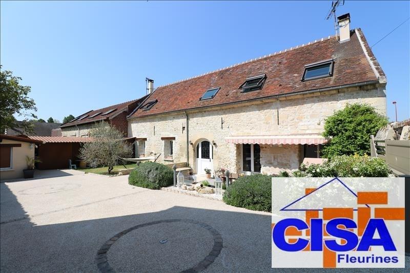 Vente maison / villa Sacy le grand 299000€ - Photo 1
