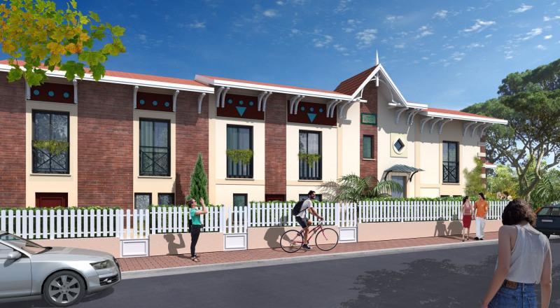 Vente appartement Arcachon 470000€ - Photo 2