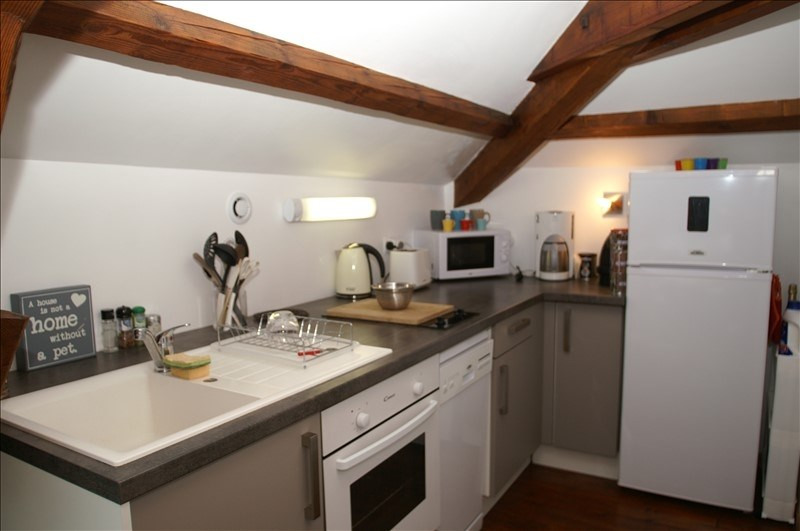 Verkoop  appartement Bourgoin jallieu 140000€ - Foto 5