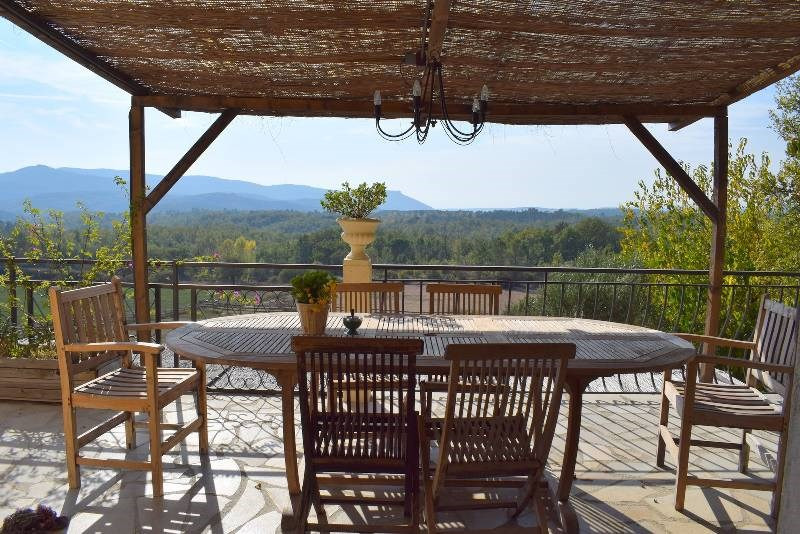 Revenda residencial de prestígio casa Fayence 1590000€ - Fotografia 21
