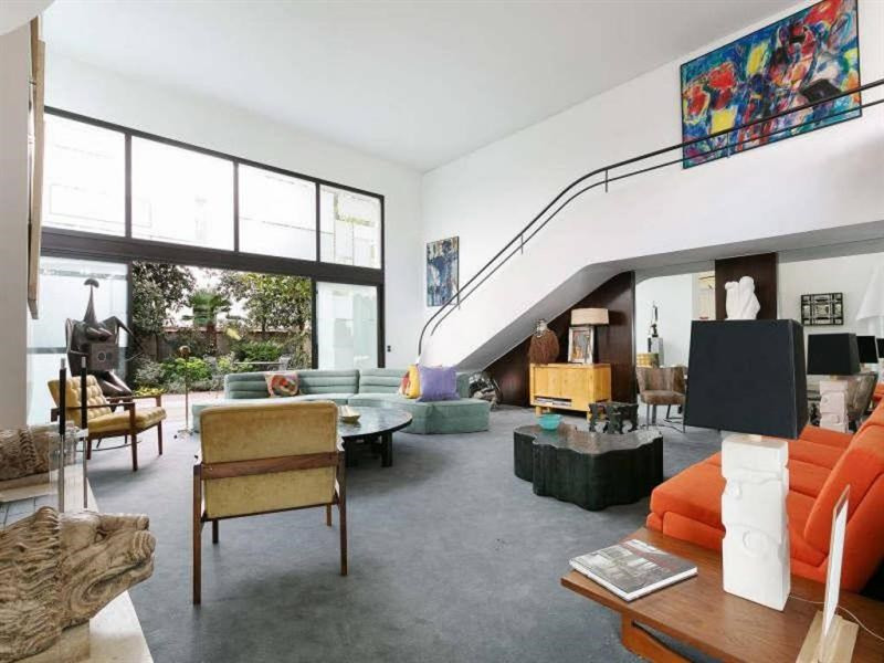 Revenda residencial de prestígio casa Paris 16ème 7350000€ - Fotografia 1