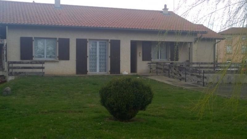 Vente maison / villa St christophe sur dolaison 157500€ - Photo 1
