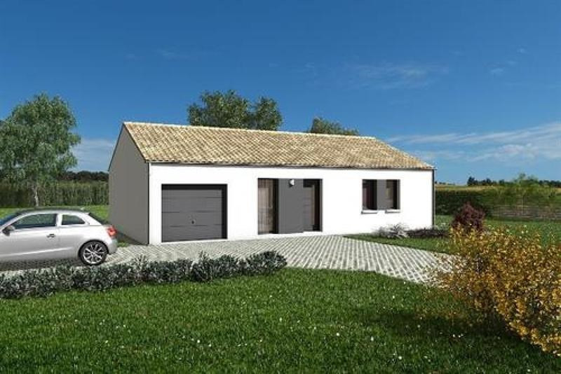Maison  4 pièces + Terrain 473 m² Montmorillon par maisons PRIMEA