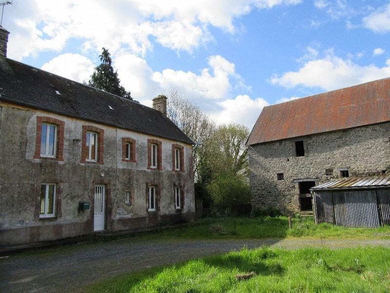 Sale house / villa Monthuchon 96000€ - Picture 1