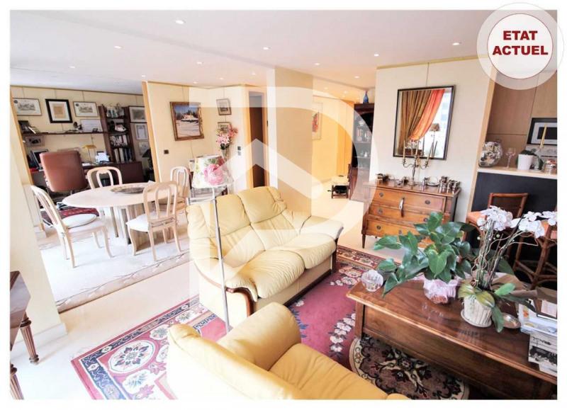 Vente de prestige appartement Paris 15ème 1190000€ - Photo 2