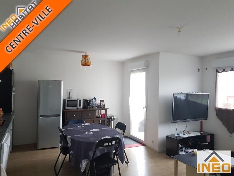 Vente appartement Melesse 111300€ - Photo 1