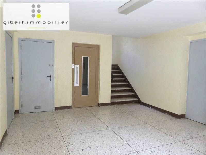 Sale apartment Le puy en velay 78600€ - Picture 8