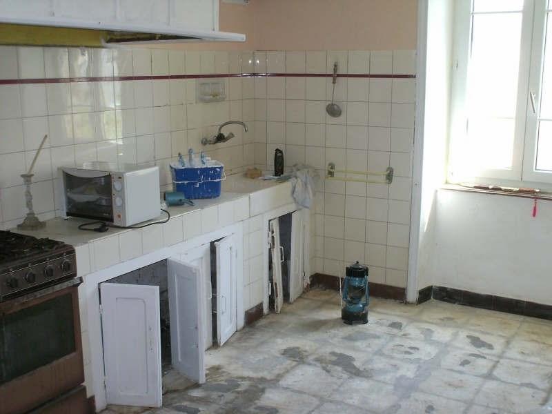 Sale house / villa Cleden cap sizun 84000€ - Picture 2