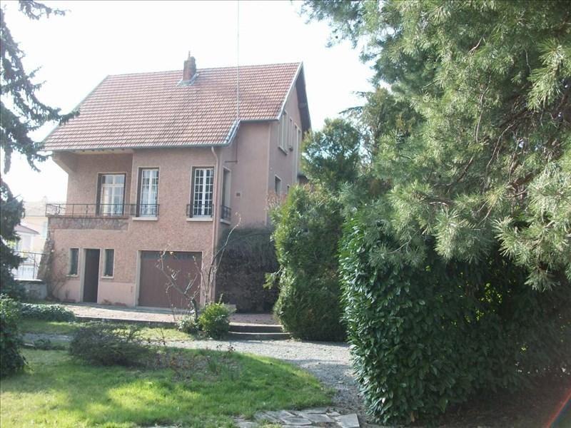 Sale house / villa Roanne 219000€ - Picture 1