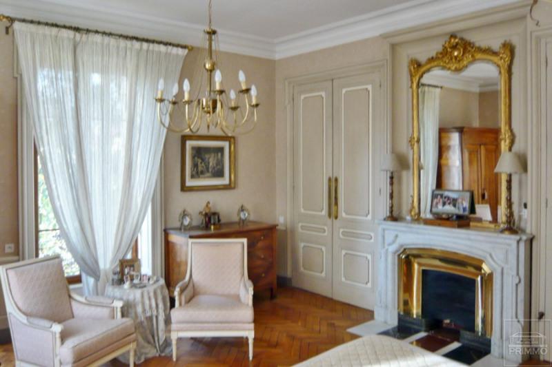 Sale house / villa Neuville sur saone 630000€ - Picture 5