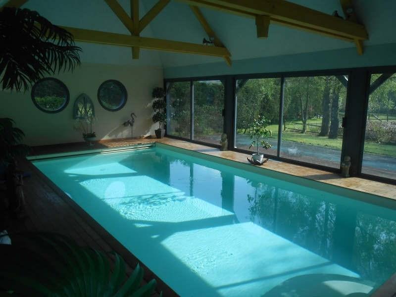 Deluxe sale house / villa La riviere st sauveur 786600€ - Picture 8