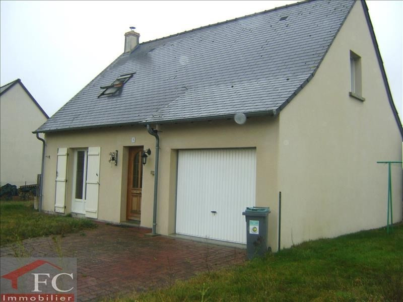 Sale house / villa St laurent en gatines 165850€ - Picture 1