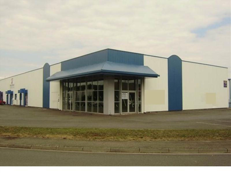 Location Local d'activités / Entrepôt Jouy-aux-Arches 0