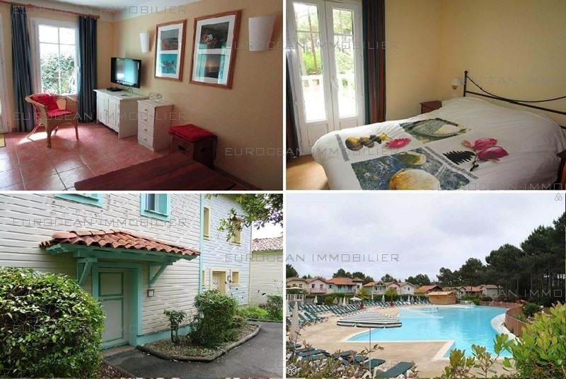 Vermietung von ferienwohnung haus Lacanau-ocean 453€ - Fotografie 1
