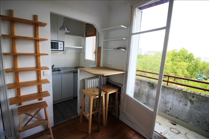 Investment property apartment Boulogne billancourt 155000€ - Picture 2