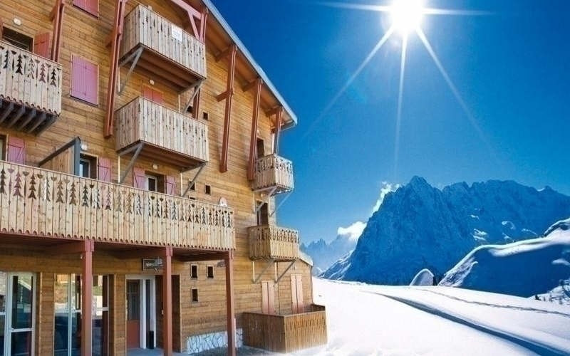 Deluxe sale apartment St lary - pla d'adet 168000€ - Picture 1