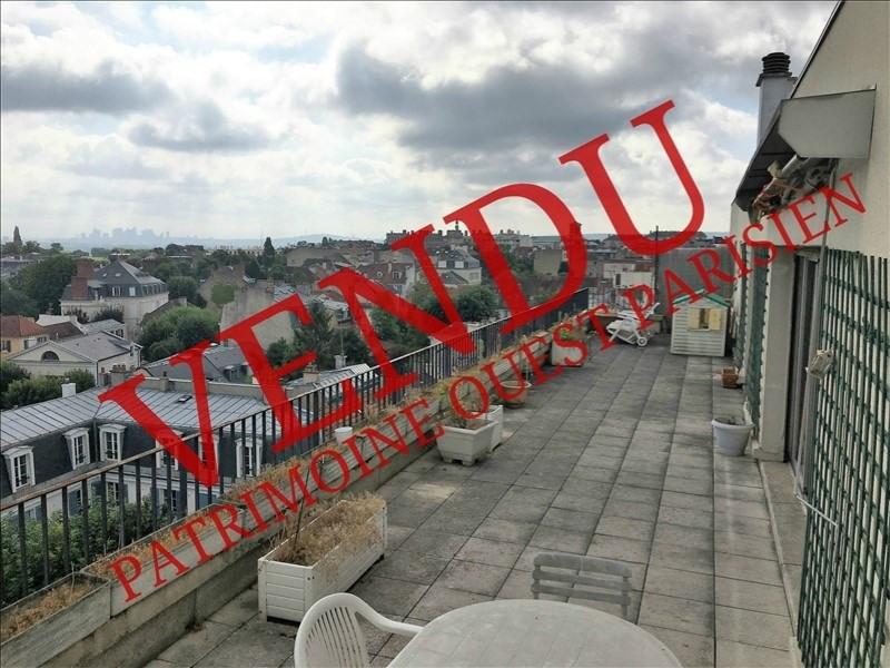 Vente de prestige appartement St germain en laye 1010000€ - Photo 1