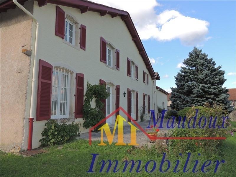 Revenda residencial de prestígio casa Gezoncourt 303000€ - Fotografia 1
