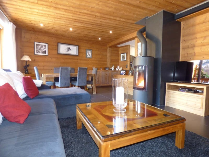 Deluxe sale apartment Meribel 1 275 000€ - Picture 1
