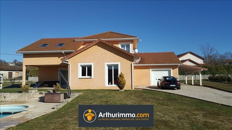 Vente maison / villa Morestel 334000€ - Photo 11