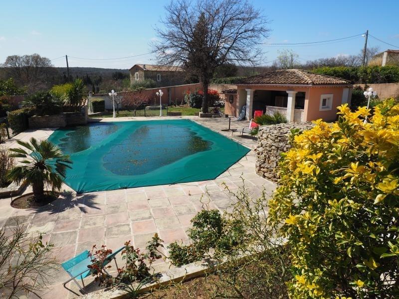 Deluxe sale house / villa Uzes 585000€ - Picture 2