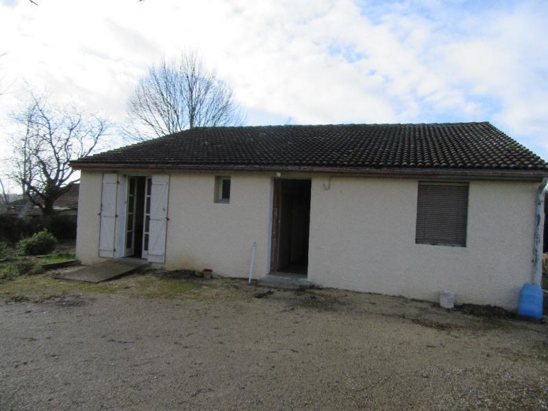 Sale house / villa Sorges et ligueux en perigord 55000€ - Picture 1