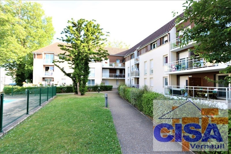 Sale apartment Pont ste maxence 148 000€ - Picture 4