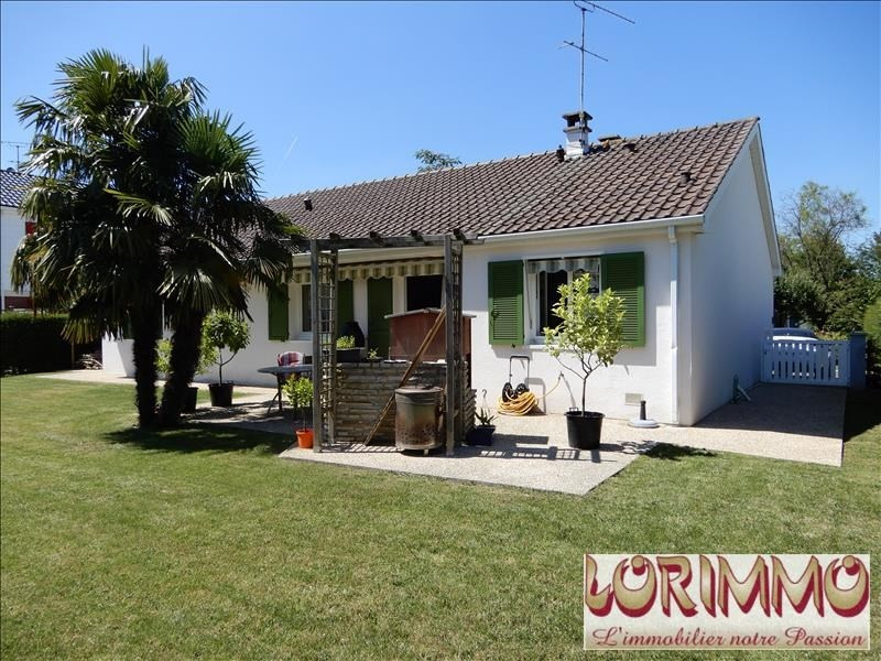 Vente maison / villa Mennecy 339000€ - Photo 9