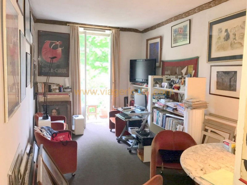 Vendita nell' vitalizio di vita appartamento Nice 39900€ - Fotografia 2