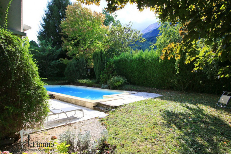 Vente maison / villa Seyssins 470 000€ - Photo 1