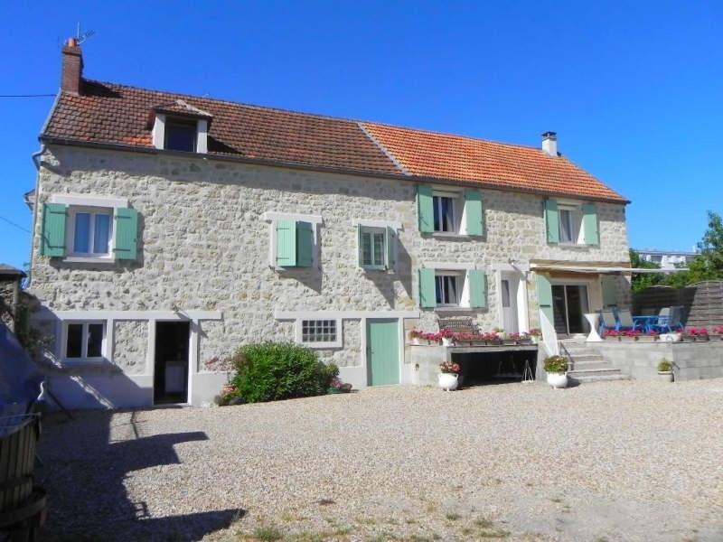 Revenda casa Maurecourt 560000€ - Fotografia 1