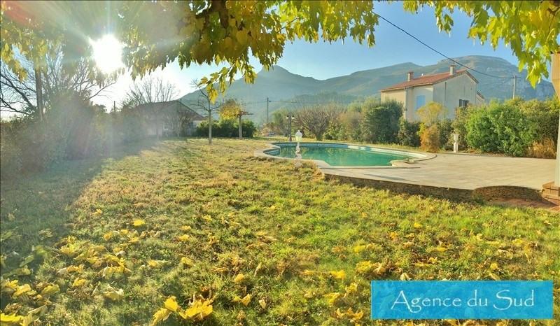 Vente de prestige maison / villa Roquevaire 695000€ - Photo 1