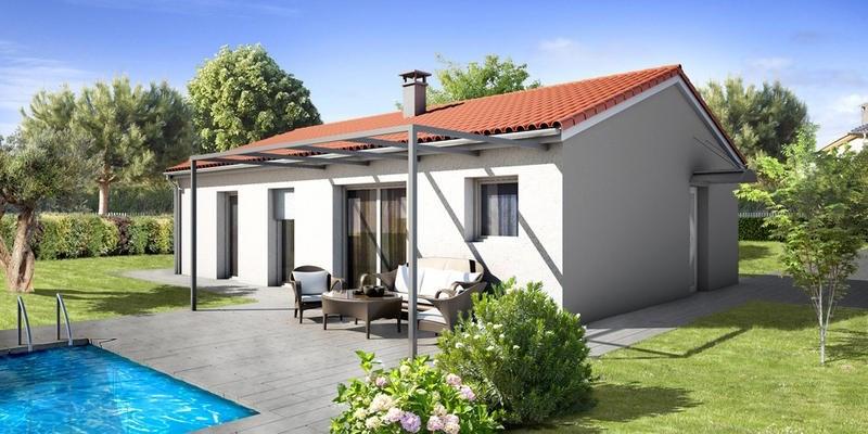 Maison  4 pièces + Terrain 601 m² Parentignat par ELAN AUVERGNE