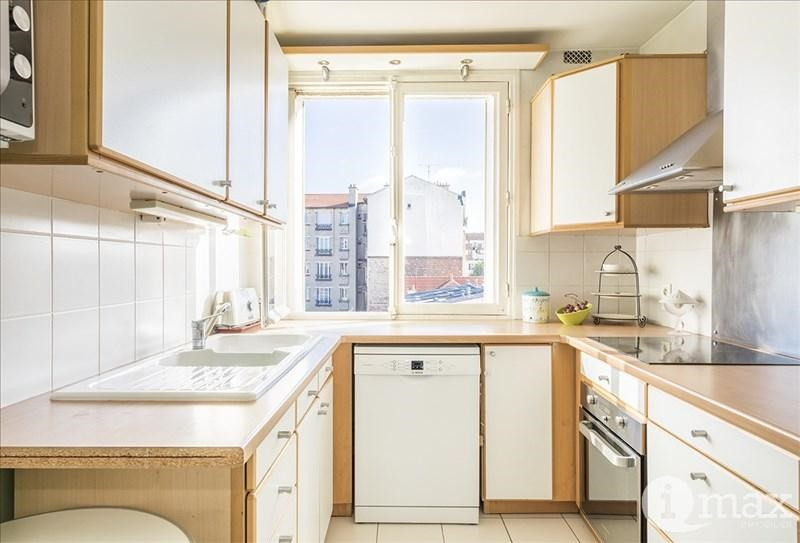 Vente appartement Asnieres sur seine 389 000€ - Photo 2