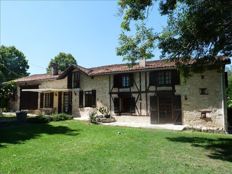Sale house / villa Pont du casse 283500€ - Picture 1