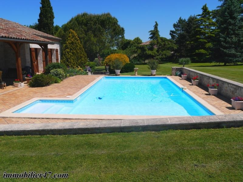 Vente de prestige maison / villa Prayssas 405 000€ - Photo 14