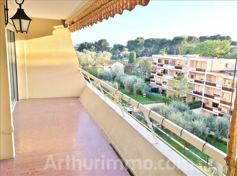 Vente appartement Le cannet 155 000€ - Photo 1