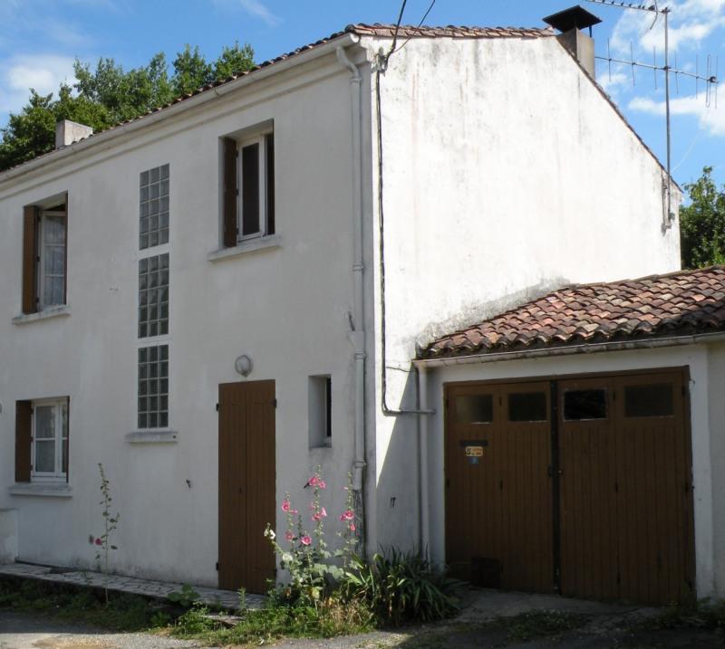 Viager maison / villa Chaniers 49000€ - Photo 1